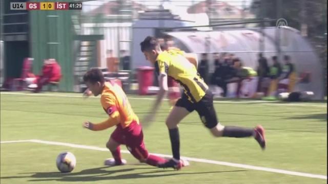 Galatasaray kaptanından örnek davranış