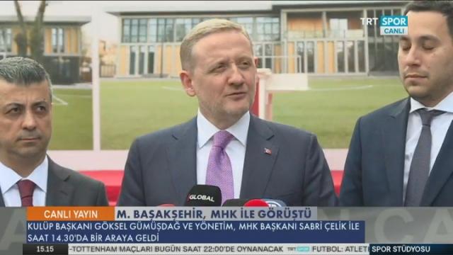 """""""Galatasaraylı yönetici için suç duyurusunda bulunduk"""""""