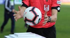TFF 1. Lig'de 5. haftanın hakemleri belli oldu