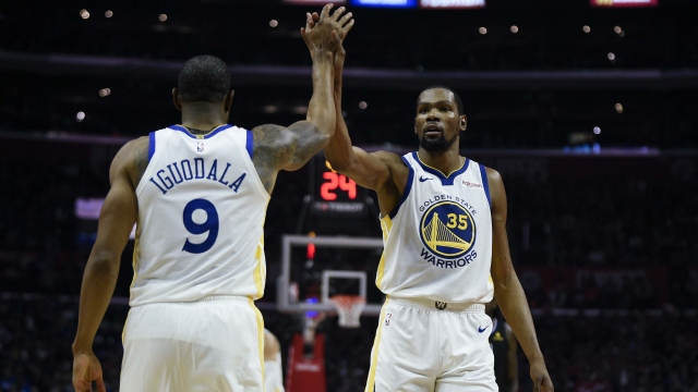 NBA'de play-off serisi kıran kırana geçiyor