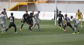 Ümraniye'de 4 gol 2 kırmızı kart