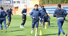 Başakşehir Çaykur Rizespor maçına hazır