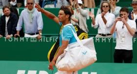 Nadal, Monte Carlo'ya veda etti