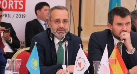 Hakan Kazancı'dan Dünya Göçebe Oyunları açıklaması