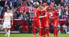 Bayern Münih Niklas Süle ile güldü