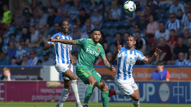 Huddersfield - Watford (Özet)