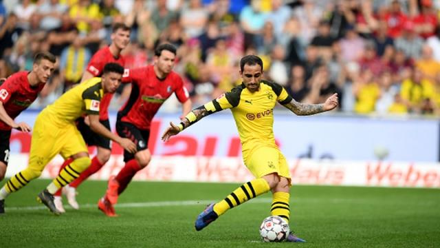 Freiburg - Borussia Dortmund (Özet)