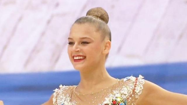 Aleksandra Soldatova'dan kusursuz performans