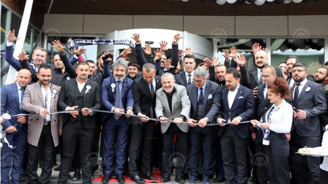 Sivas Beşiktaşlılar Derneği'nin açılışı yapıldı