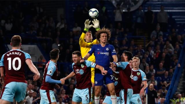 Chelsea - Burnley (Özet)