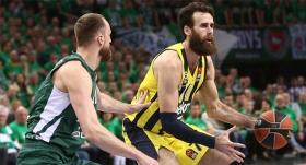 Fenerbahçe Zalgiris'i Litvanya'da yıktı