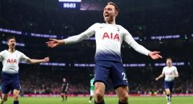 Tottenham 3 puanı tek golle aldı