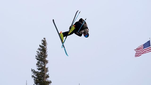 Serbest stil kayakta David Wise tarihe geçti