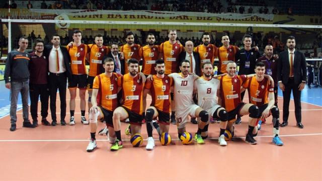 Filede Galatasaray sezonu 3. olarak tamamladı