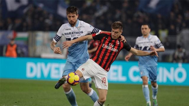 Milan - Lazio (Özet)