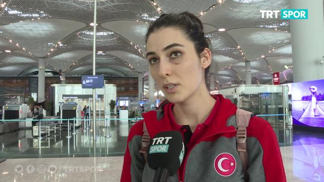 A Milli Kadın Basketbol Takımı TRT SPOR'a konuştu