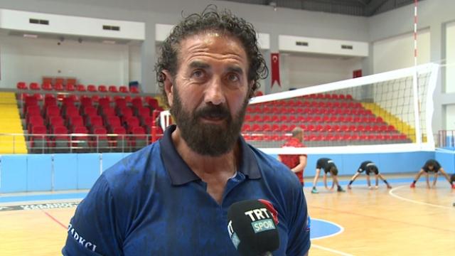 İşitme Engelli A Milli Voleybol Takımı'nda hedef Avrupa şampiyonluğu