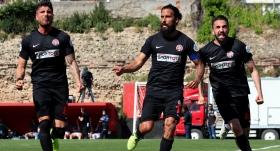 Karagümrük 14 sezon sonra 1. Lig'in kapısında