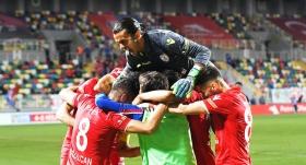 Altınordu'da 6 oyuncu serbest kalıyor
