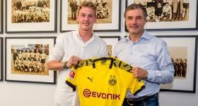Dortmund Brandt'ı renklerine bağladı