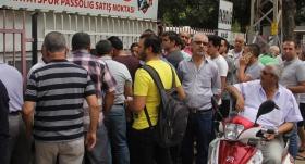 Hatay-Adana Demir maçının biletleri tükendi