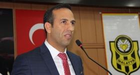 Yeni Malatyaspor'da hedef Avrupa