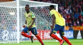 ÖZET | Kolombiya Polonya'yı 2 golle geçti