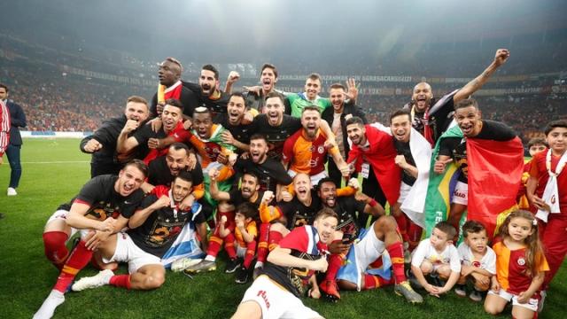 Türk Telekom'dan şampiyon Galatasaray'a özel klip