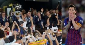 İspanya Kral Kupası Barcelona'yı yıkan Valencia'nın