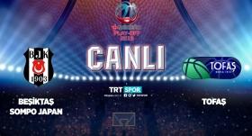 CANLI   Beşiktaş-TOFAŞ