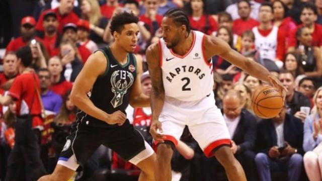 Toronto Raptors, tarihinde ilk kez NBA finalinde