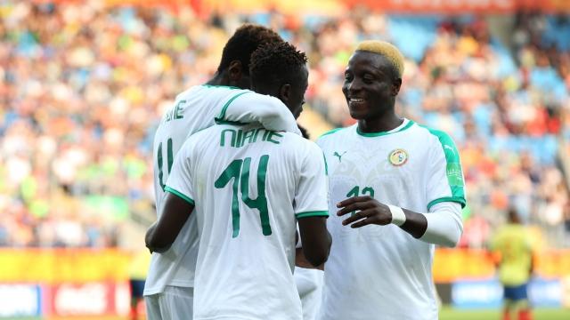 Senegal - Kolombiya (Özet)
