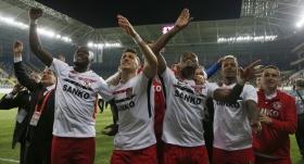 Gazişehir Gaziantep penaltılarla finalde