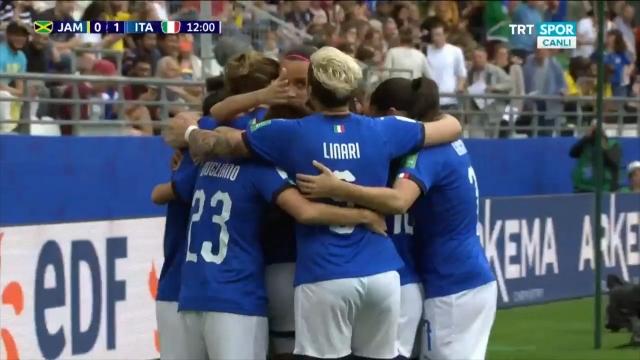 Jamaika:0 - İtalya:1