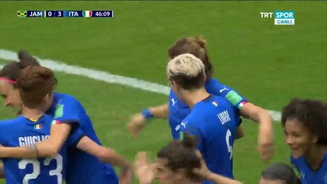 Jamaika:0 - İtalya:3