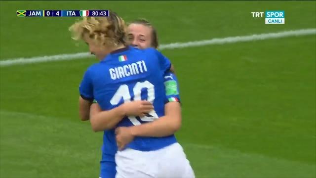 Jamaika:0 - İtalya:5