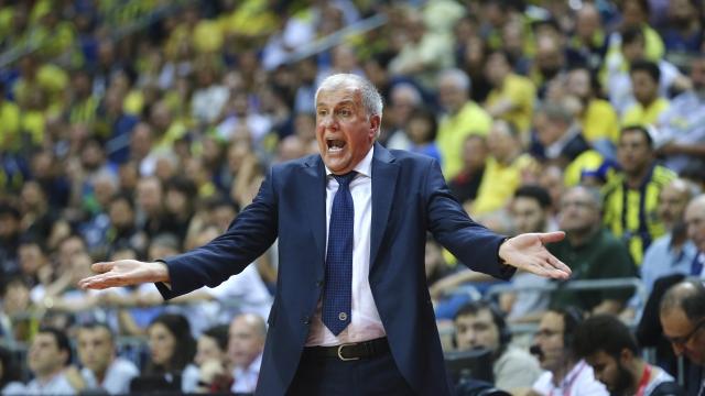 Obradovic: Kazanmak isteyeceğiz