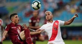 Venezuela-Peru maçında kazanan yok