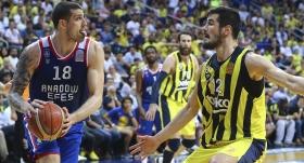CANLI | Anadolu Efes - Fenerbahçe Beko