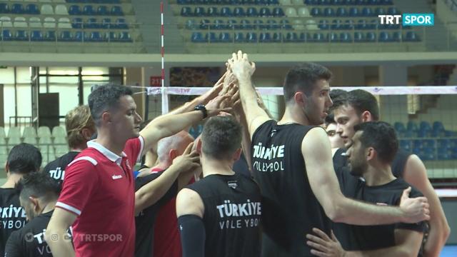 CEV Avrupa Altın Ligi'nde rakip Letonya