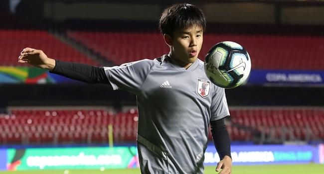Real Madrid 'Japon Messi'yi Barça'dan nasıl kaptı?