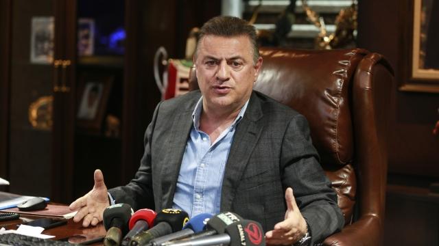 """Ali Koç Vedat Muriç'i istedi"""