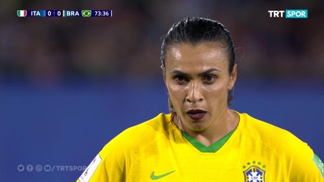 Dünya Kupası'na Marta damgası