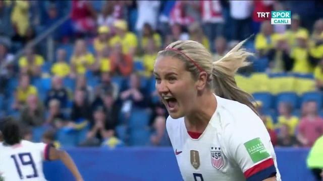 İsveç:0 - ABD:1