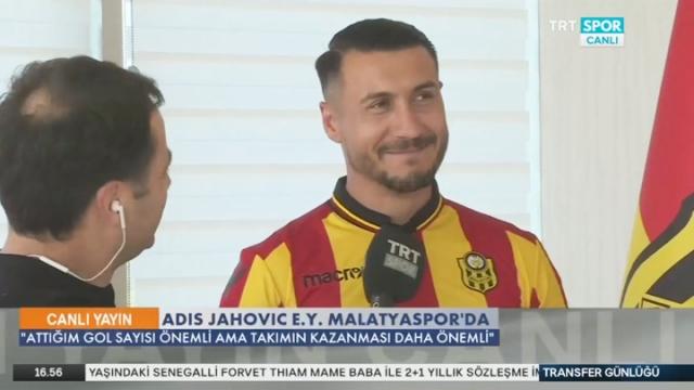 """""""Herşeyimi Malatyaspor'a vermeye hazırım"""""""