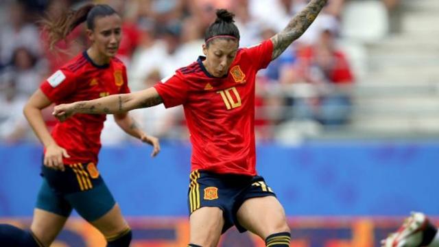 İspanya 1-1 ABD (Gol)