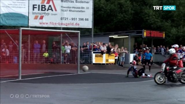 Avrupa Motoball Şampiyonası'nda final heyecanı
