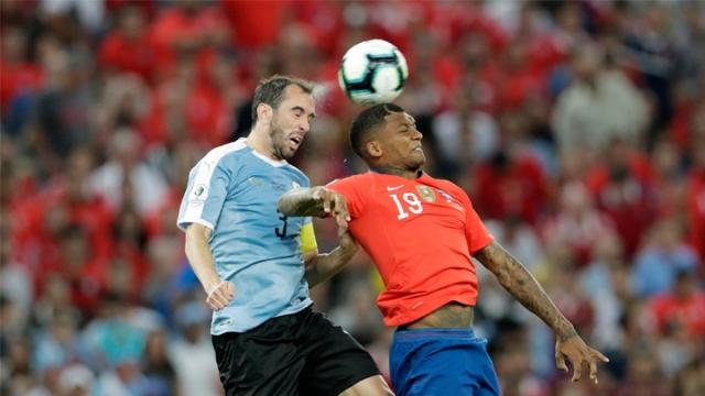 Uruguay - Şili (Özet)