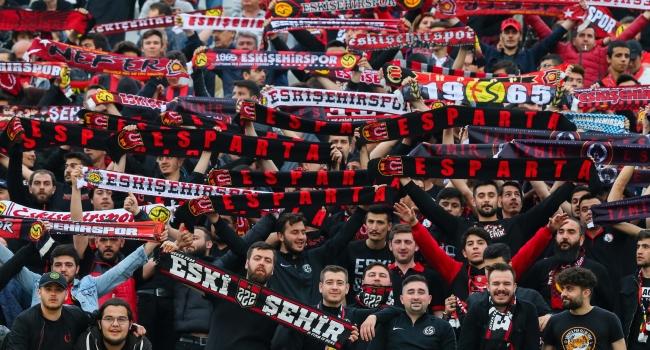 Eskişehirspor'a puan silme cezası Haberinin Görseli
