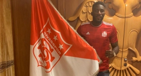 Aaron Appindangoye Sivasspor'da